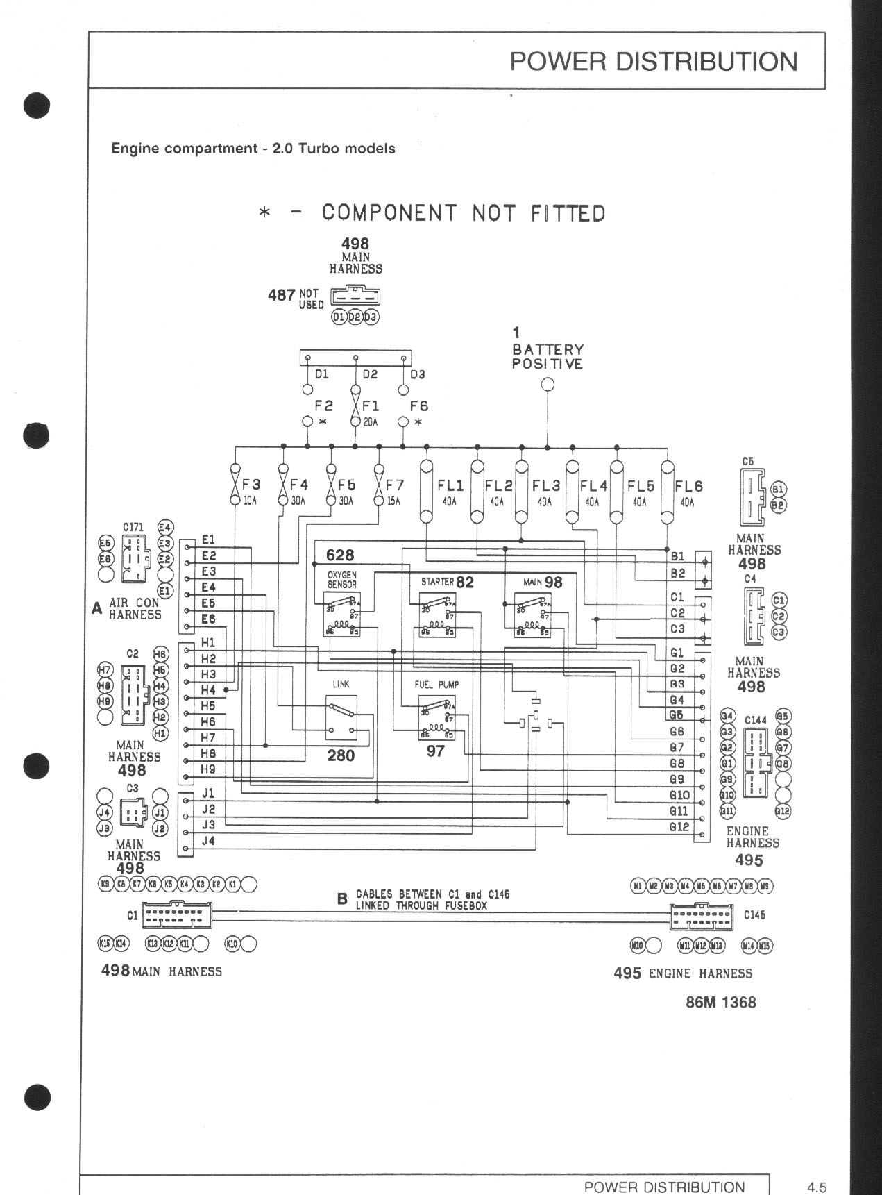 EnginePowerDistribution rovertech net \u2022 view topic wiring diagrams rover 200 400 'r8 rover 25 wiring diagram pdf at reclaimingppi.co